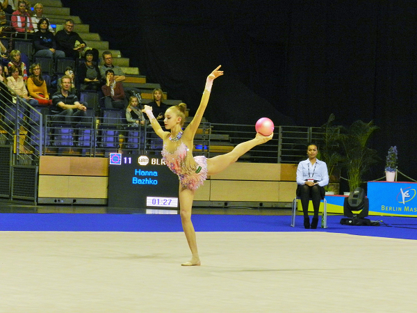 Гран-При по художественной гимнастике в Берлине 2015