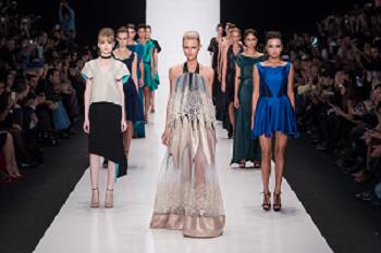Fashion Week в Москве Юлия Далакян Juli Dalakian