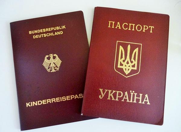 Двойное гражданство для детей в Германии