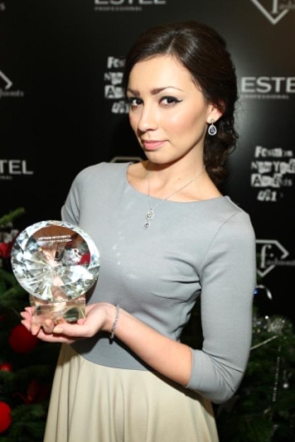 - «Лучшее Модельное Агентство 2014» -  OSCAR MODEL MANAGEMENT, генеральный директор Дарья Гайшенец