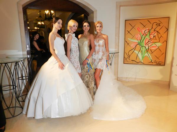 Fashion Week Январь 2015. Показ коллекции Tatjana Prijmak