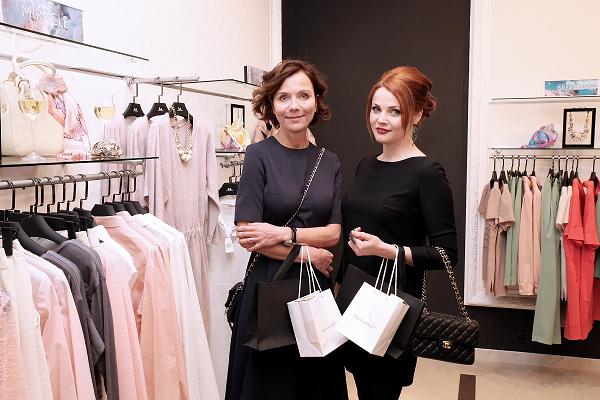 Яна Недзвецкая открыла именной магазин JN Jana Nedzvetskaya