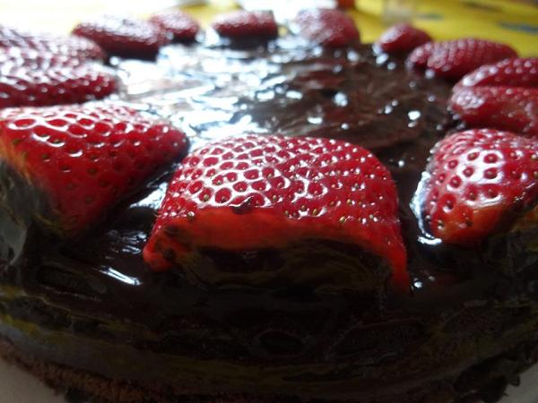 Шоколадный Торт Рецепт