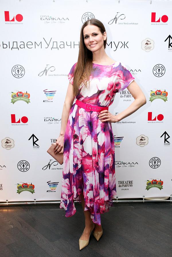 Актриса Наталия Лесниковская