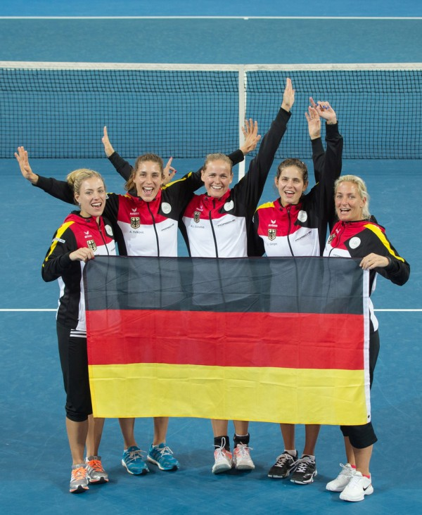 Сборная Германии по теннису