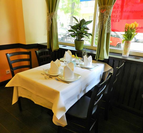 Ресторан Натали в Берлине