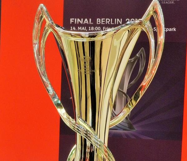 Финал женской Лиги чемпионов 2015 в Берлине