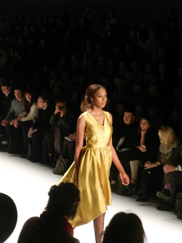 Fashion Week Январь 2015. Показ коллекции Eva Herzog