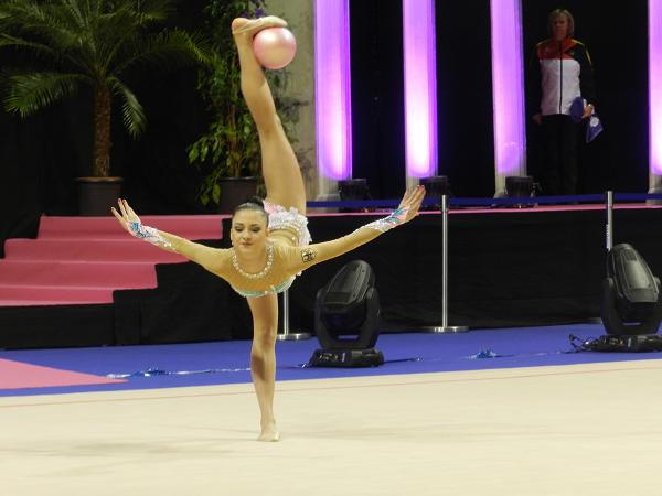 Гран-при по художественной гимнастике Берлин 2015 Фото