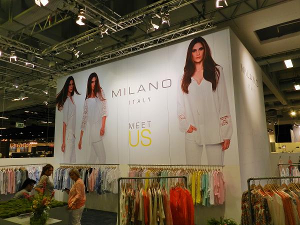 Panorama – выставка моды Fashion Week 2015 Фото