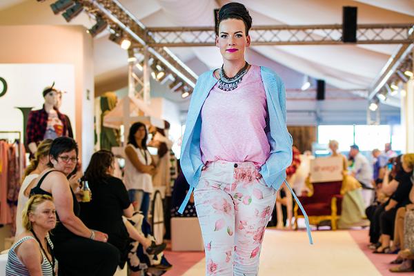 Curvy is sexy на Неделе Моды в Берлине 2015