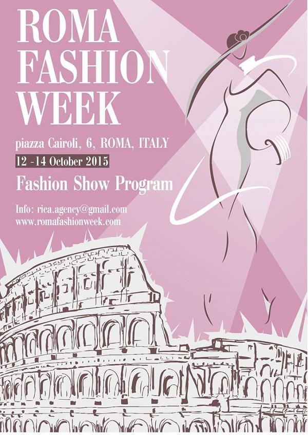 Roma Fashion Week 2015