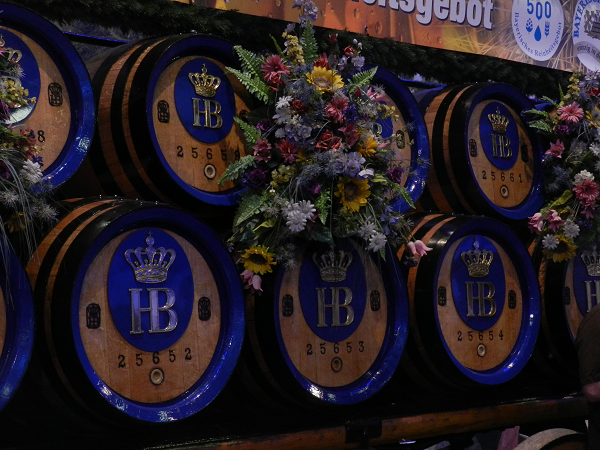 Oktoberfest Октоберфест в Мюнхене 2015