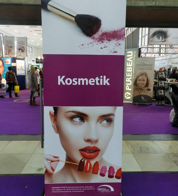 Cosmetica Berlin 2015 Фото