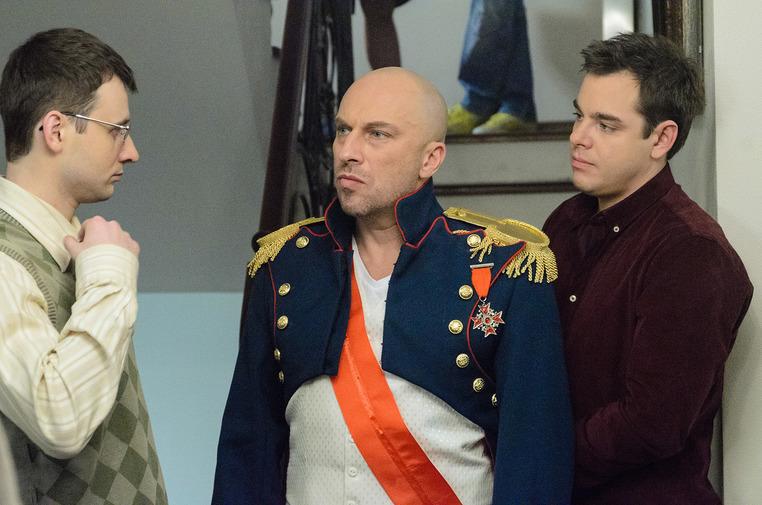 Дмитрий Нагиев в комедии «Два отца и два сына»
