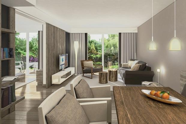 Недвижимость в Германии Апарт-отель