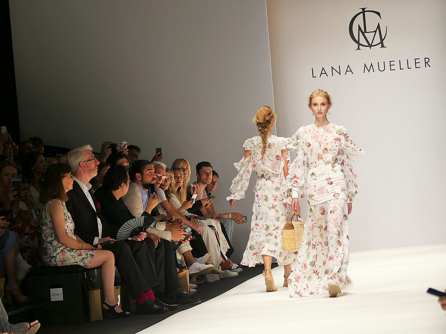Lana Mueller Couture Fashion Show SS 2019