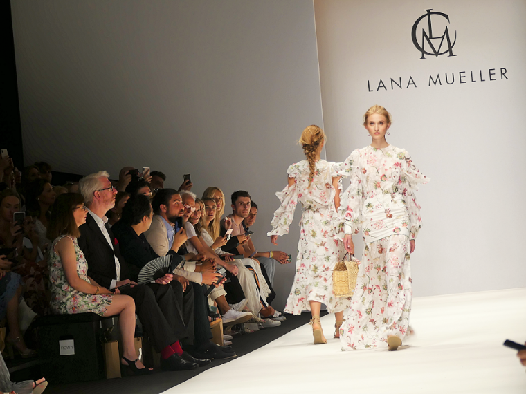 Lana Mueller Couture Fashion Week Spring Sommer 2019